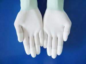 Găng tay phủ PU cả bàn