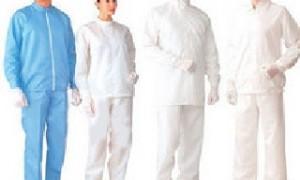 Bộ quần áo chống tĩnh điện rời
