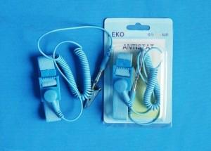 Vòng đeo tay chống tĩnh điện PVC có dây