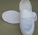 Giày lưới chống tĩnh điện trắng