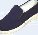 Giầy vải chống tĩnh điện xanh bạt