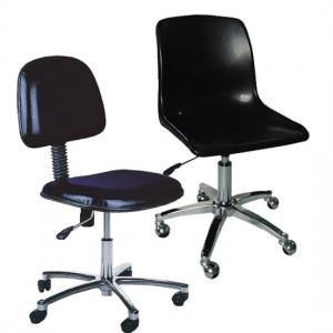 Ghế tựa lưng chống tĩnh điện bánh xoay